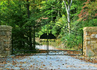 Heartwood Entrance Gate